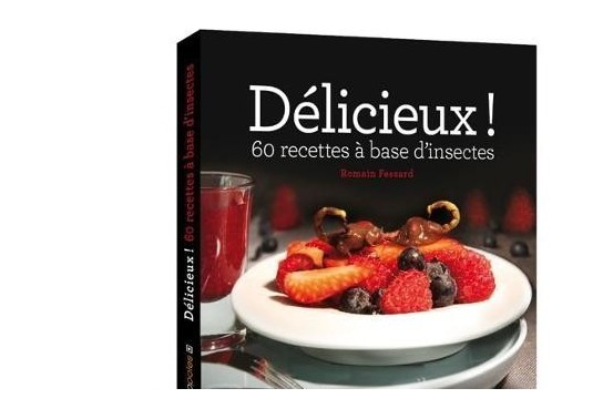 Délicieux!  60 recipes with insects